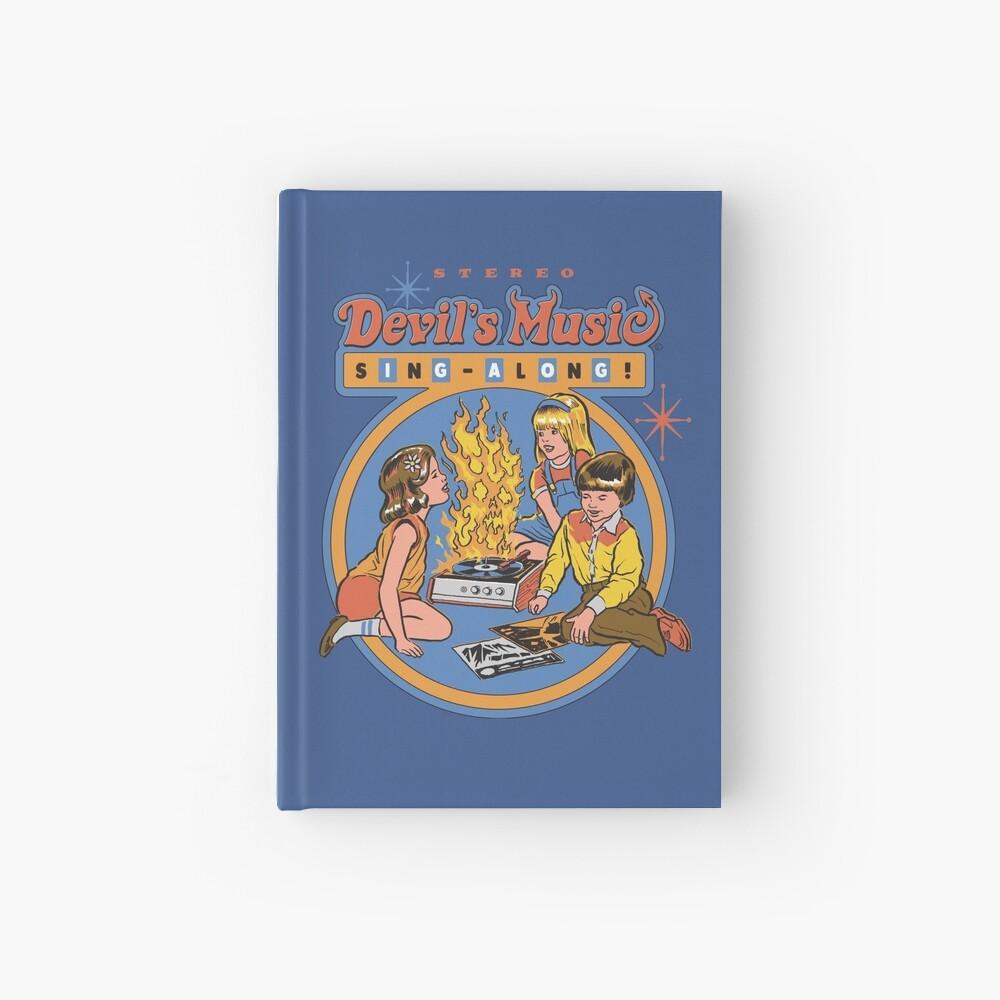 Devil's Music Sing-Along Hardcover Journal