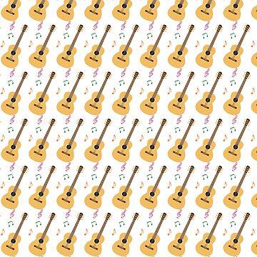 Guitars by RaionKeiji