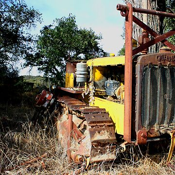 tractor by kevmccool