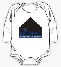Der National - Schlaf gut Biest Baby Body Langarm
