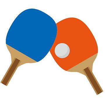 Table tennis by RaionKeiji