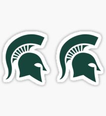Sparty Twins Sticker