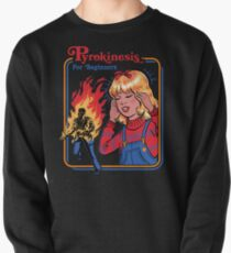 Pyrokinesis for Beginners Pullover