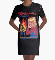 Vestido camiseta Pyrokinesis para principiantes