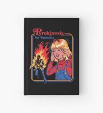 Pyrokinesis for Beginners Hardcover Journal