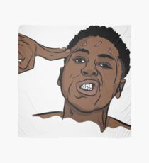 Nba Youngboy Scarves Redbubble
