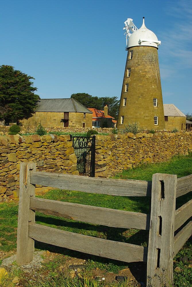 Oatlands Mill by Greg Eyre