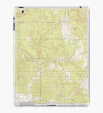 USGS TOPO Map Colorado CO Pagosa Springs 402398 1924 125000 iPad Case/Skin