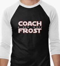 Coach Frost - A New Hope Men's Baseball ¾ T-Shirt