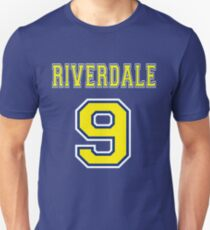 Archie's Riverdale #9 Football Jersey T-Shirt