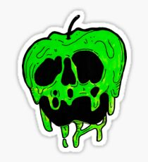 Poison Apple Sticker