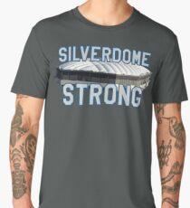 Silverdome Strong - Legendary Pontiac Football Stadium Gear Men's Premium T-Shirt
