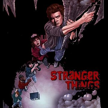 stranger things 2 by vulfdart09
