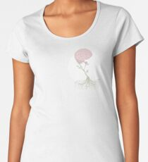Happy Thoughts Women's Premium T-Shirt