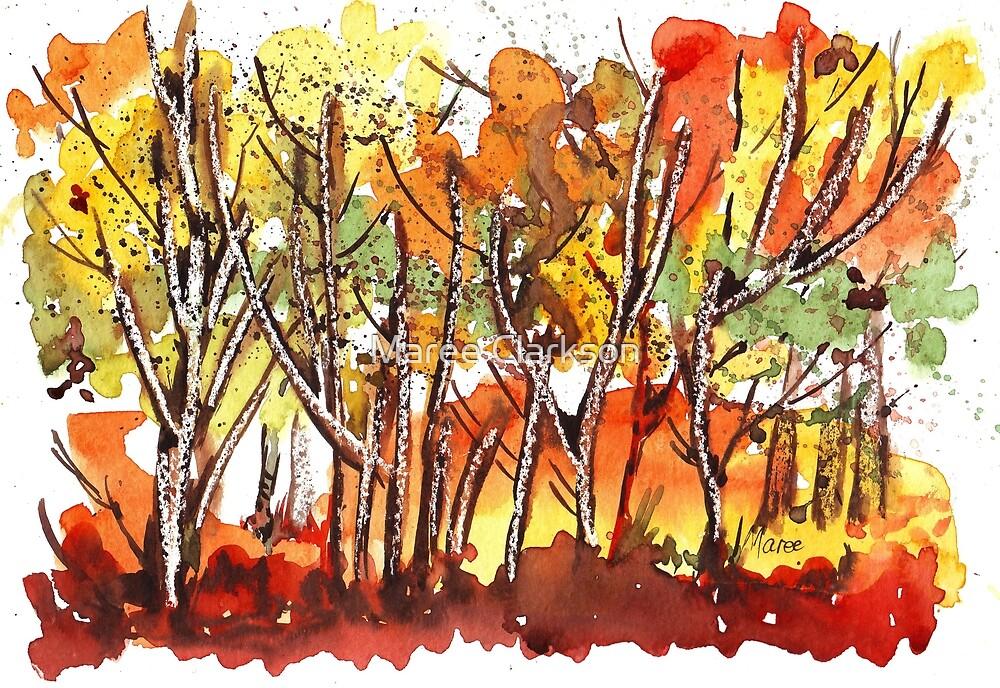 Autumn by Maree Clarkson