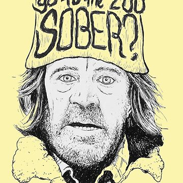 shameless frank gallagher by vulfdart09