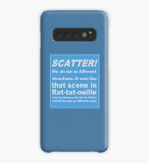 Scatter! Case/Skin for Samsung Galaxy