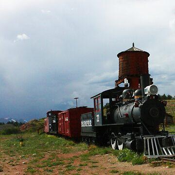 South Park, Fairplay, Colorado  by InfernoFilm