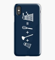 That's How Daleks are Made iPhone Case/Skin