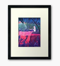 My Unrequited Love Framed Print