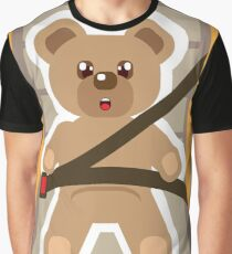Bear buckle up Graphic T-Shirt
