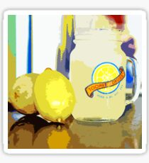 Toomer's Lemonade Sticker