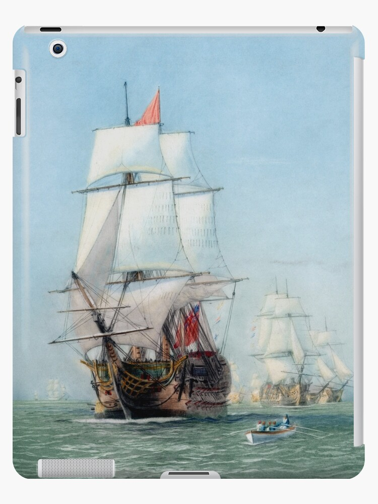 First Journey Of The HMS Victory by warishellstore