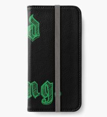 Weed Get Along iPhone Wallet/Case/Skin