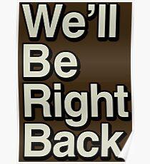 Die Eric Andre Show - Wir sind gleich wieder da Poster