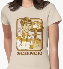 Science! Women's Fitted T-Shirt