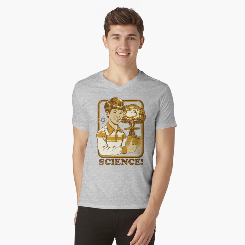 Science! V-Neck T-Shirt