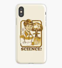 Science! iPhone Case/Skin