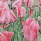 Tulips with a twist by evapod