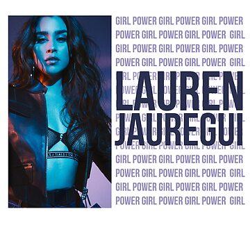LAUREN JAUREGUI - GIRL POWER de 5HStore