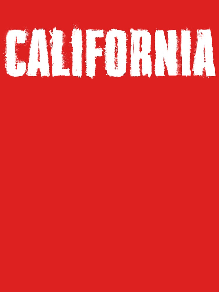 California Distressed Letters by Chocodole