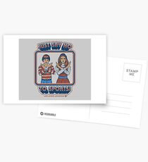 Say No to Sports Postcards