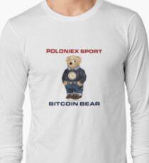 Bitcoin Bear Long Sleeve T-Shirt