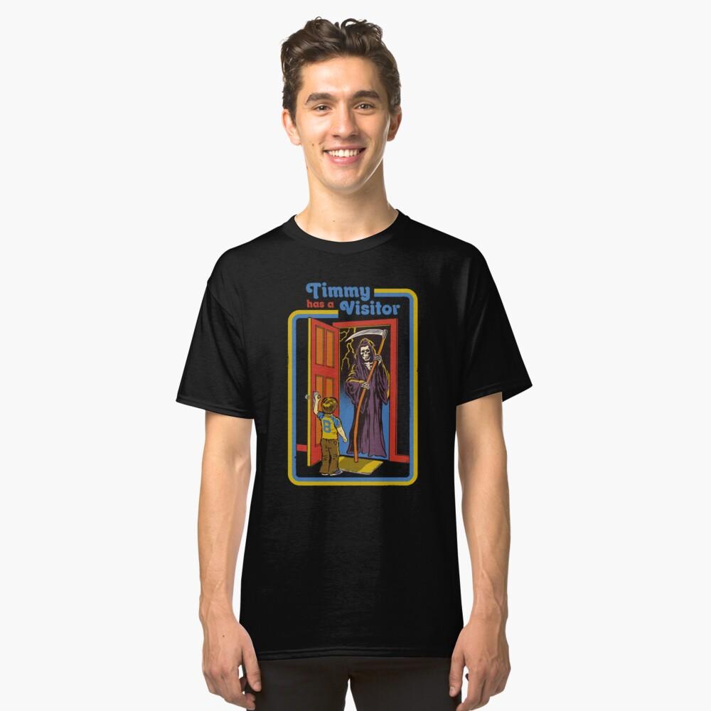 Timmy hat einen Besucher Classic T-Shirt