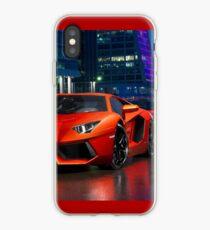 Lamborghini aventador t shirt iPhone Case