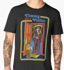 Timmy has a Visitor Men's Premium T-Shirt