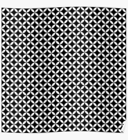 English Pattern Variation 002 Poster