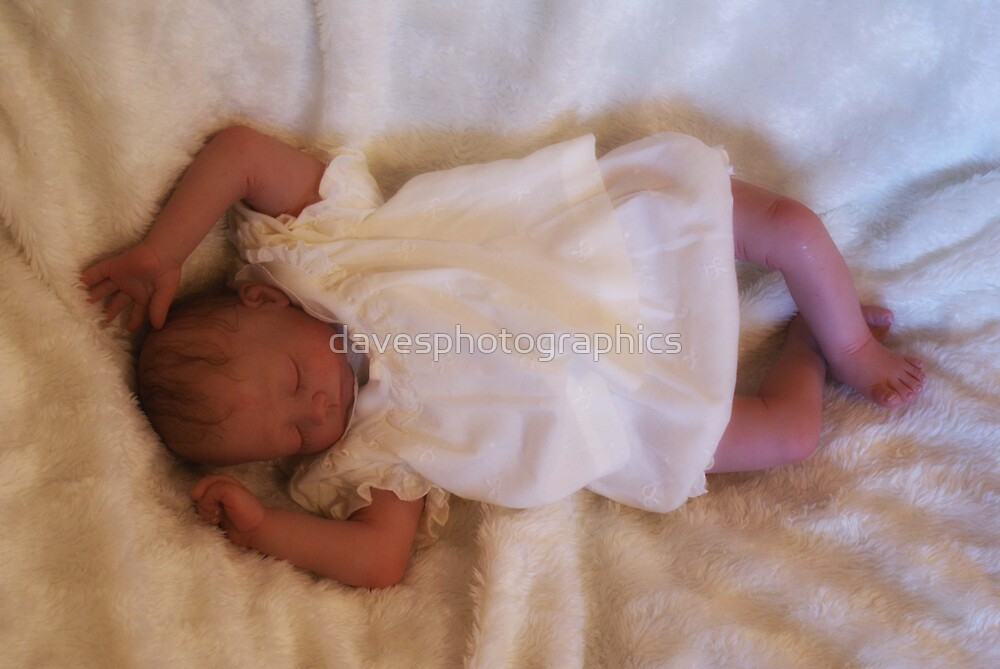 Reborn Doll 3 by davesphotographics