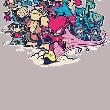 Super Smash League by DangeRuss