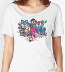 Super Smash League Women's Relaxed Fit T-Shirt