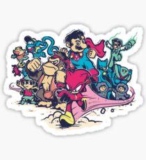 Super Smash League Sticker