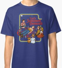 Let's Summon Demons Classic T-Shirt