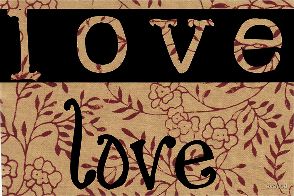 Message of love 2 by evapod
