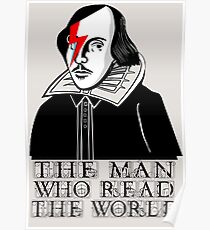 The man who read the world Poster