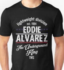Eddie Alvarez The Underground King T-Shirt