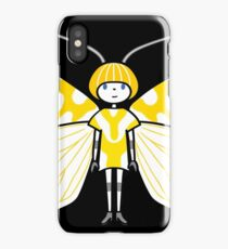 Mothboy03 iPhone Case